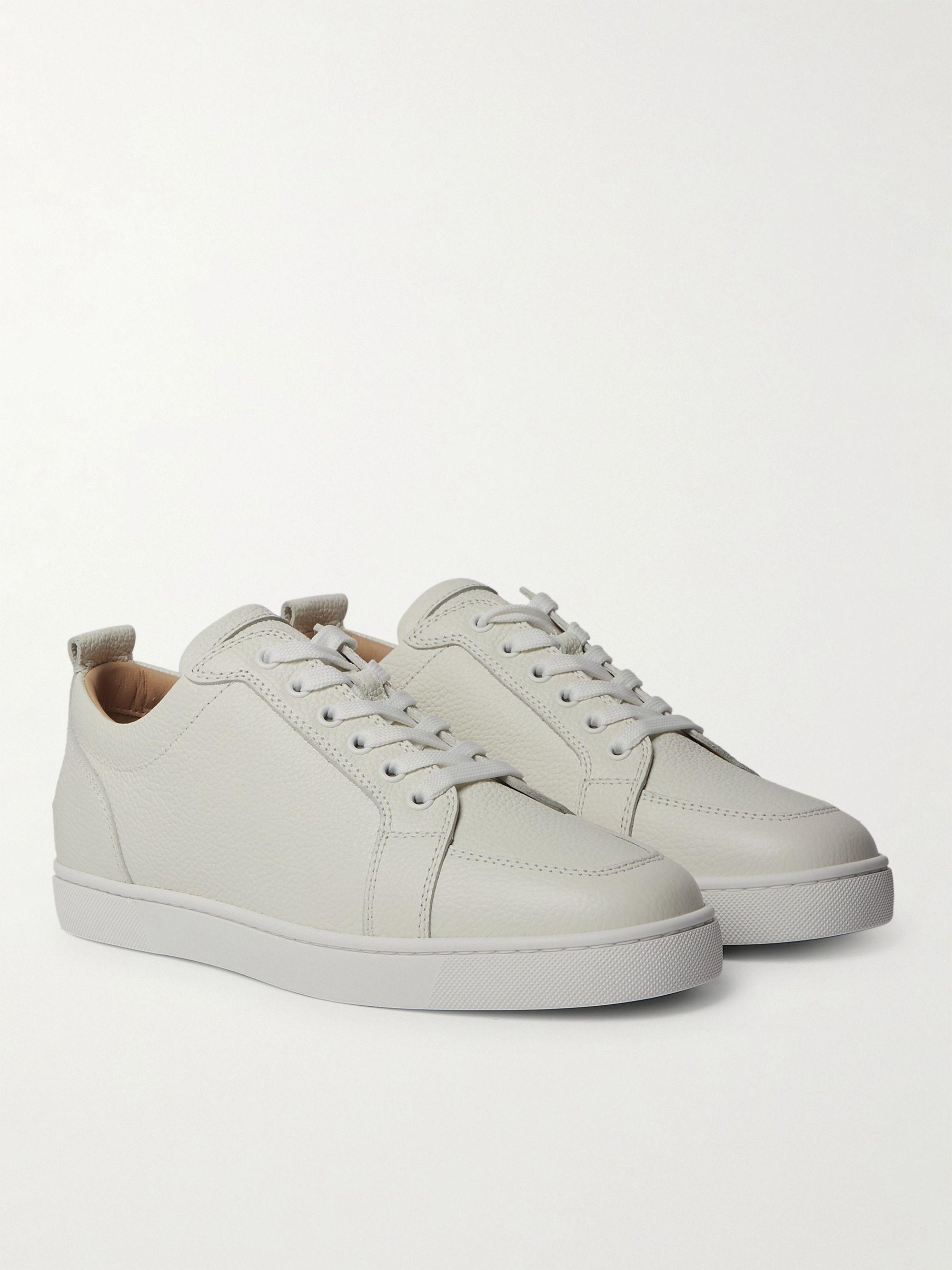 Off-white Rantulow Full-Grain Leather