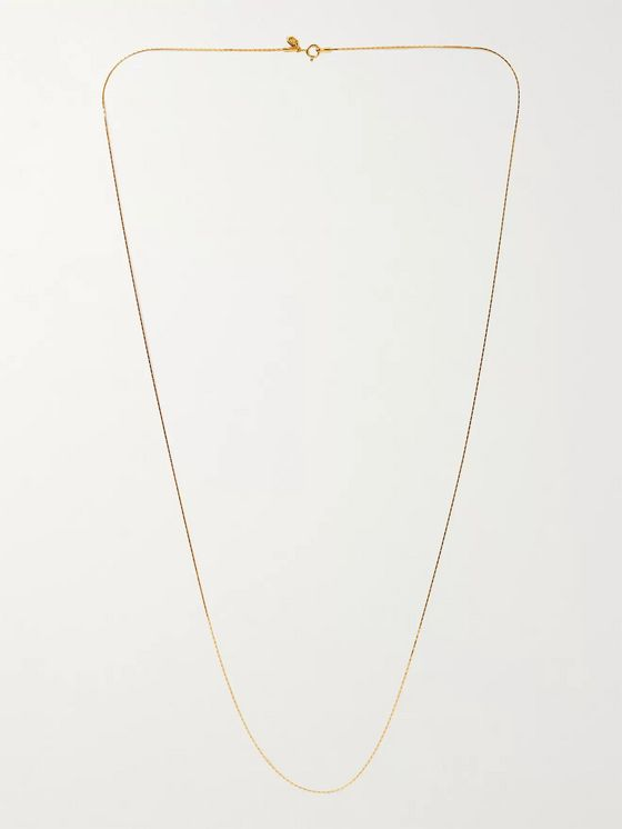 MARIA BLACK Liz Gold-Plated Necklace