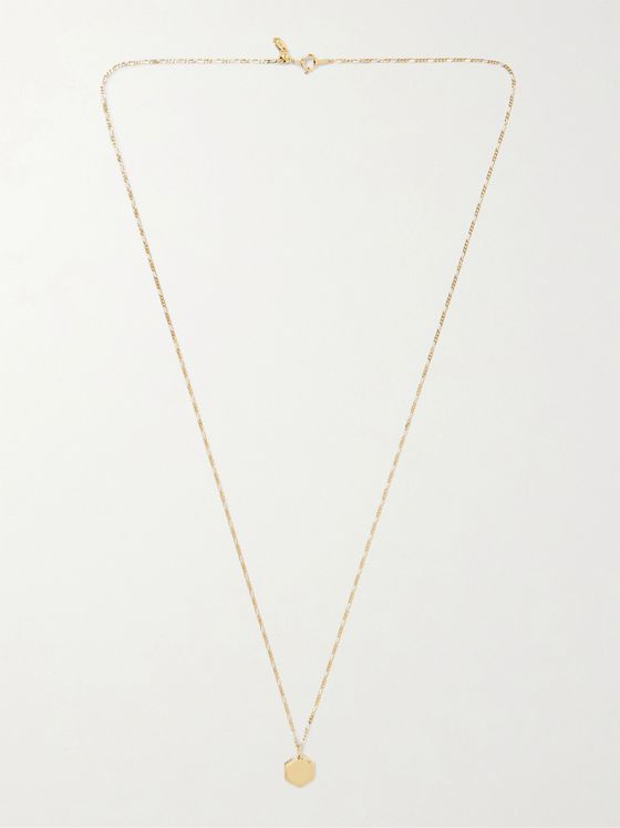 MARIA BLACK Kim Gold-Plated Necklace