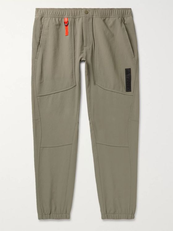 adidas Originals Terrex Tapered Stretch-Shell Track Pants