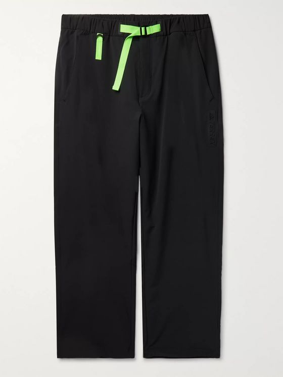 adidas Originals Terrex Cropped Stretch-Shell Trousers