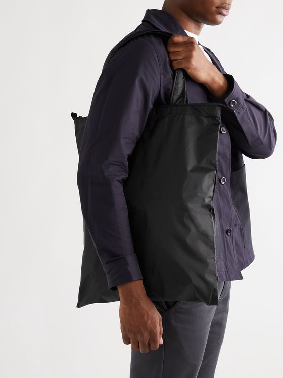 Norse Projects Packable Ripstop Tote Bag