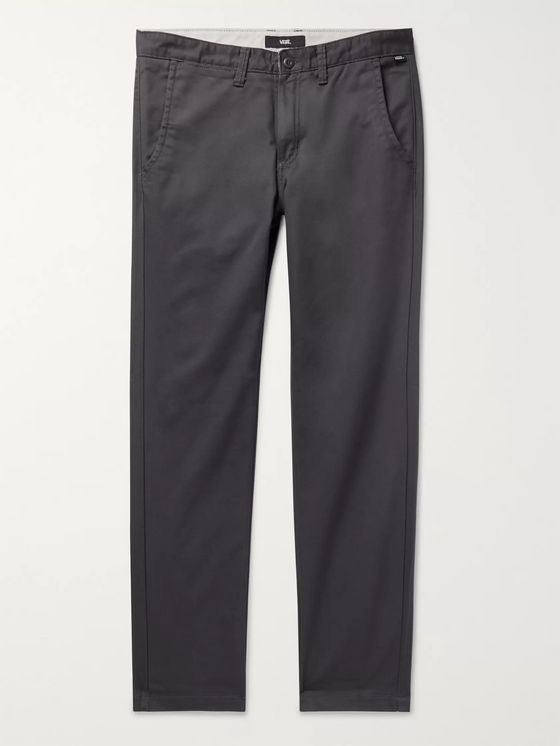 Vans Stretch Cotton-Blend Twill Chinos