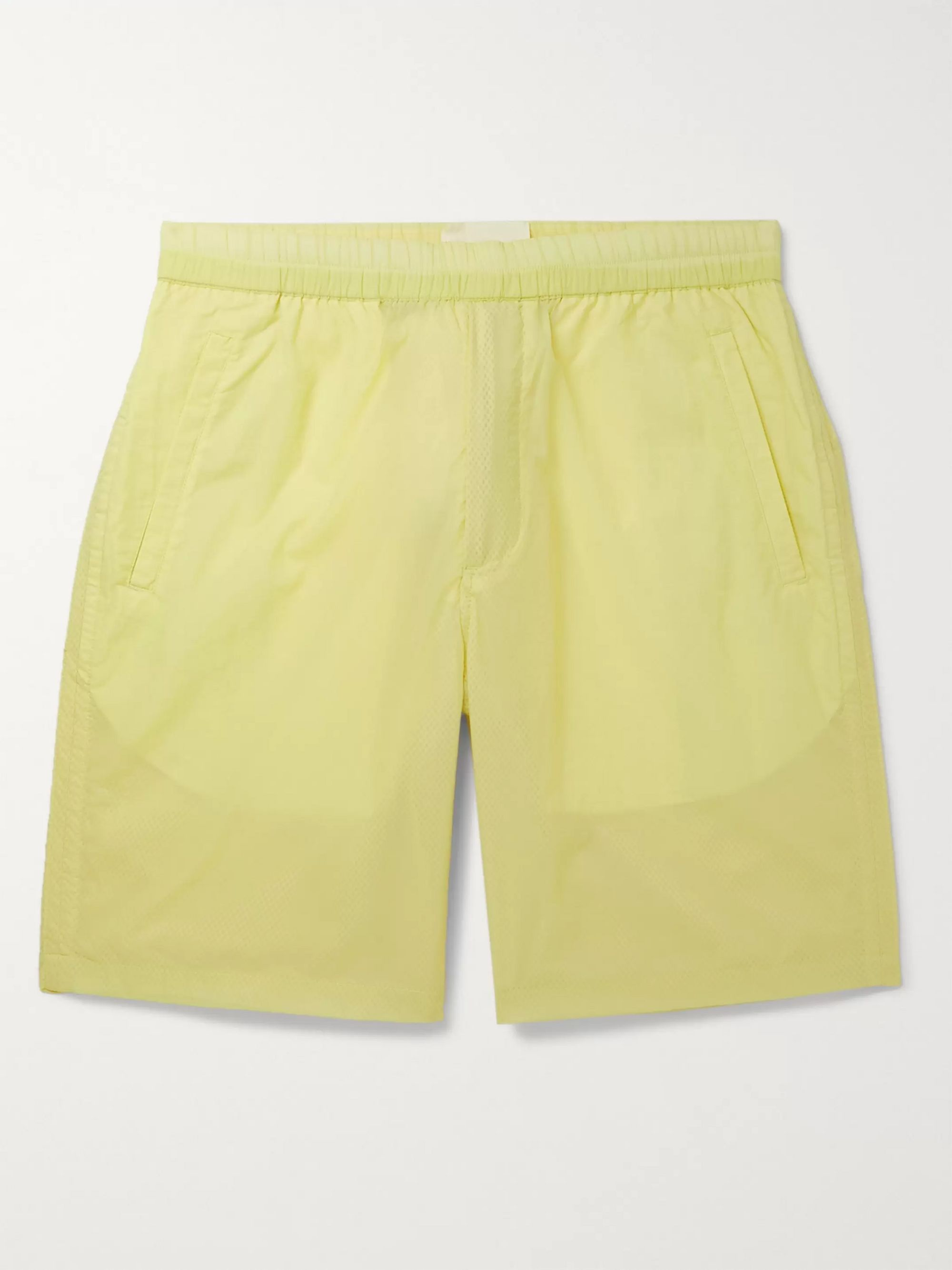 Folk Logo-Appliquéd Nylon Shorts