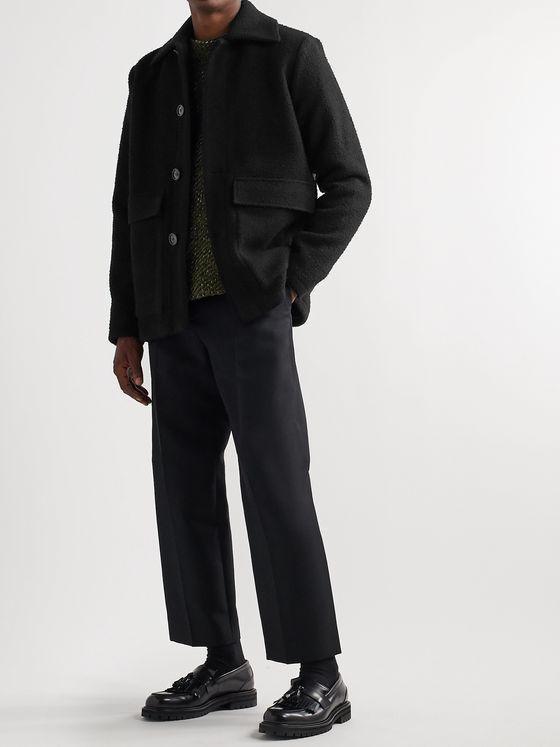 Séfr Keith Wool-Blend Jacket
