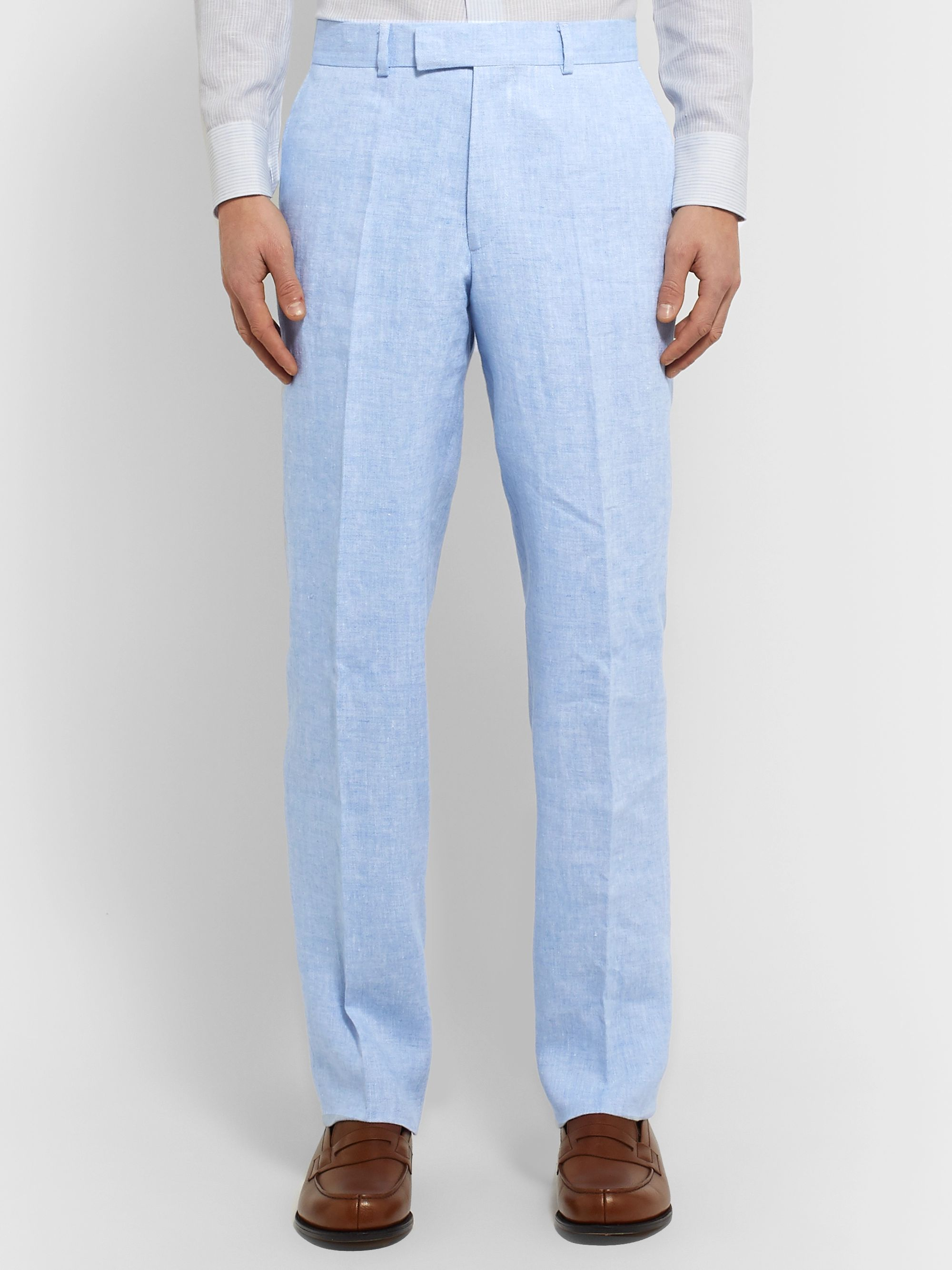 Favourbrook Evering Windsor Linen Trousers