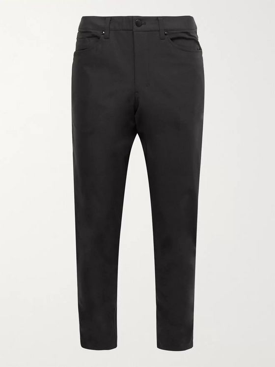 LULULEMON Slim-Fit Tapered ABC Warpstreme Golf Trousers