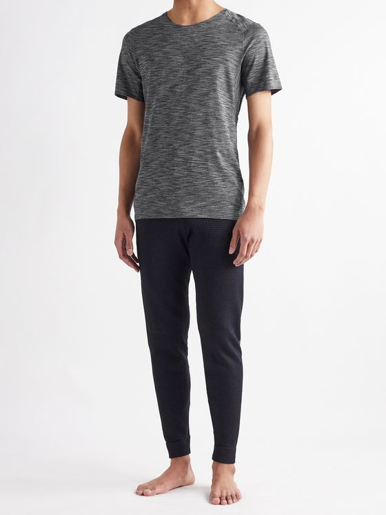 Lululemon Mélange Stretch-Jersey T-Shirt