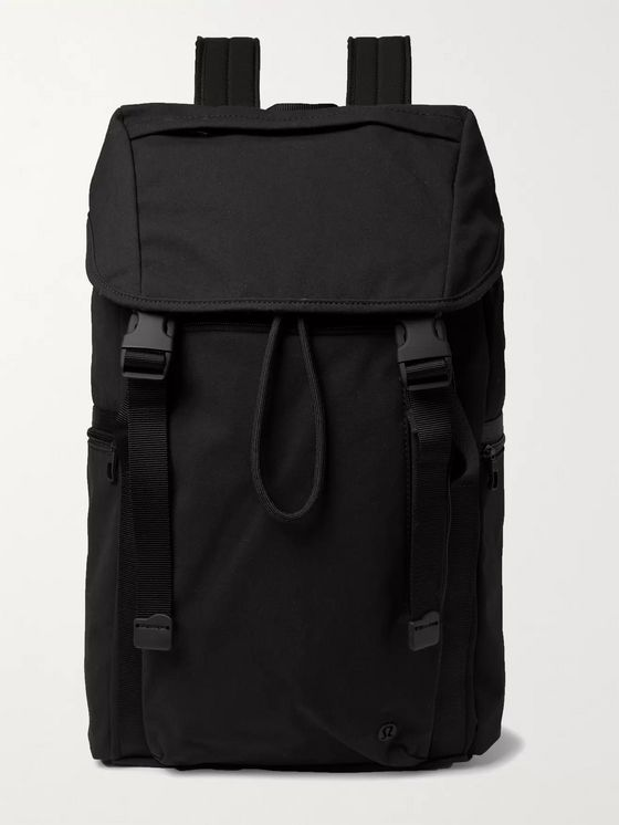 LULULEMON Command the Day Canvas Backpack