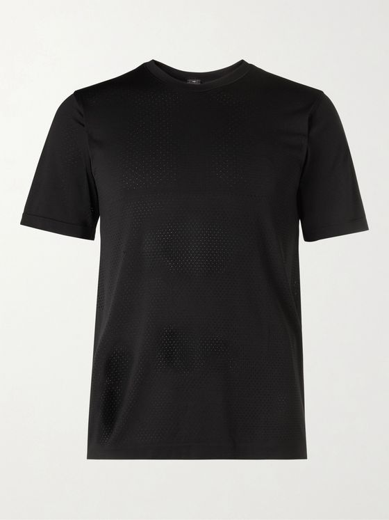 LULULEMON Metal Vent Breathe Slim-Fit Jersey T-Shirt