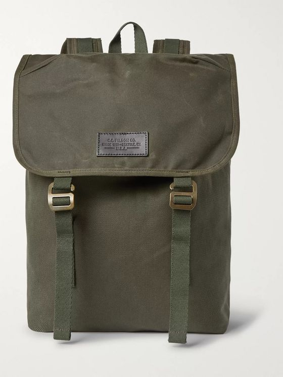 Filson Ranger Twill Backpack