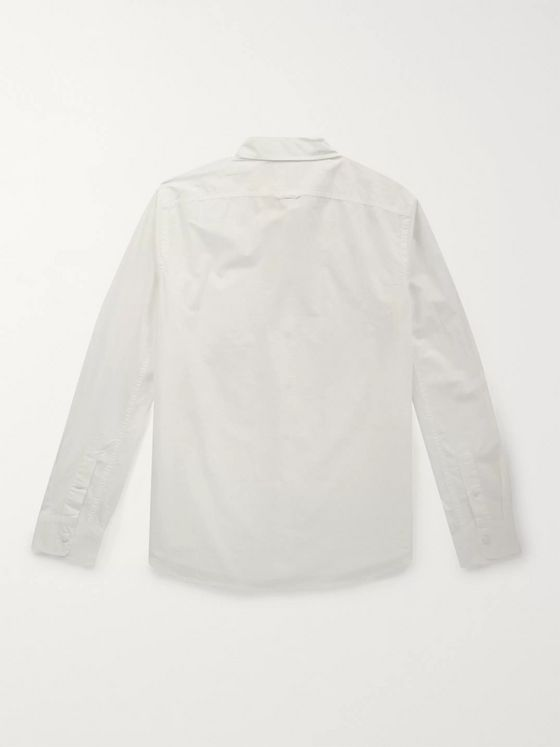 Alex Mill Cotton-Poplin Shirt
