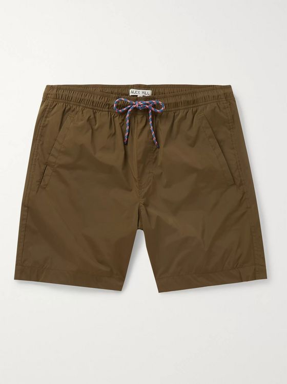 Alex Mill Shell Drawstring Shorts