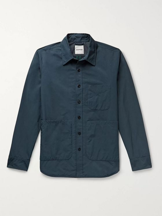 Aspesi Shell Overshirt