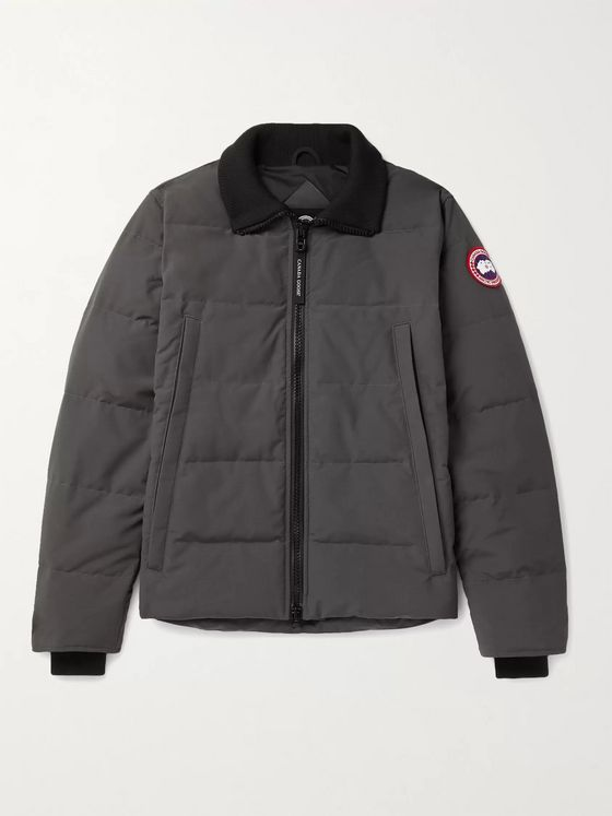Canada Goose Woolford Quilted Shell Down Jacket