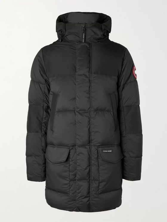 Canada Goose Armstrong Quilted Nylon-Ripstop Hooded Down Parka