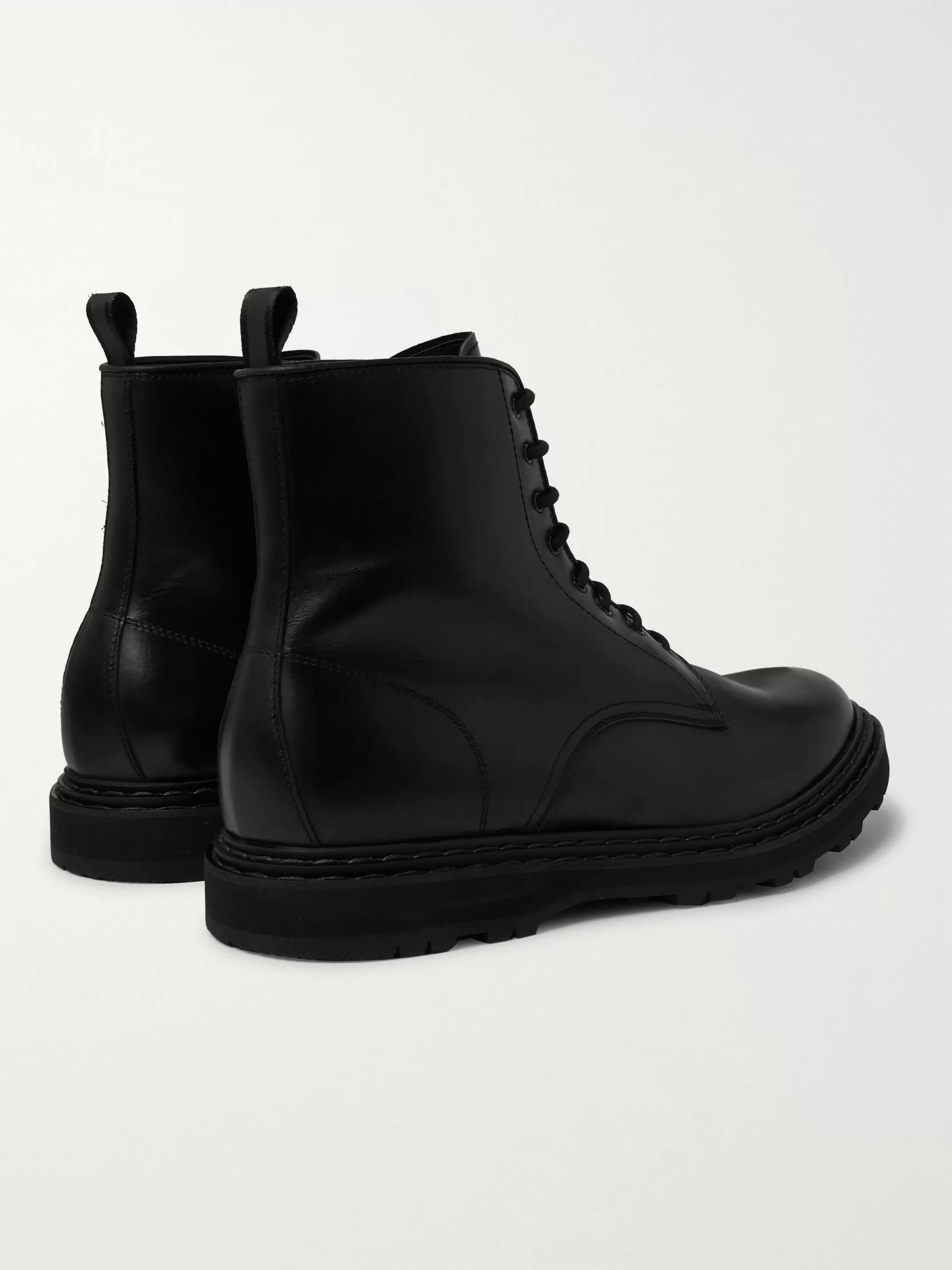 Officine Creative Lydon Leather Boots