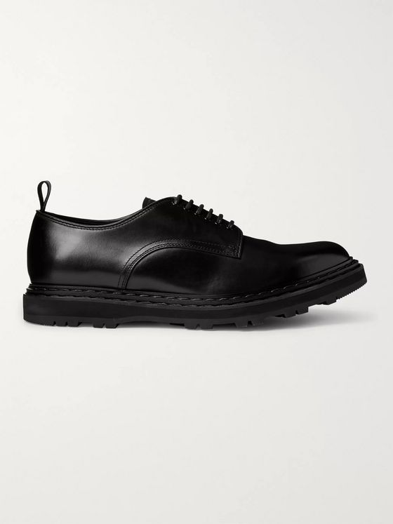 Officine Creative Lydon Leather Derby Shoes