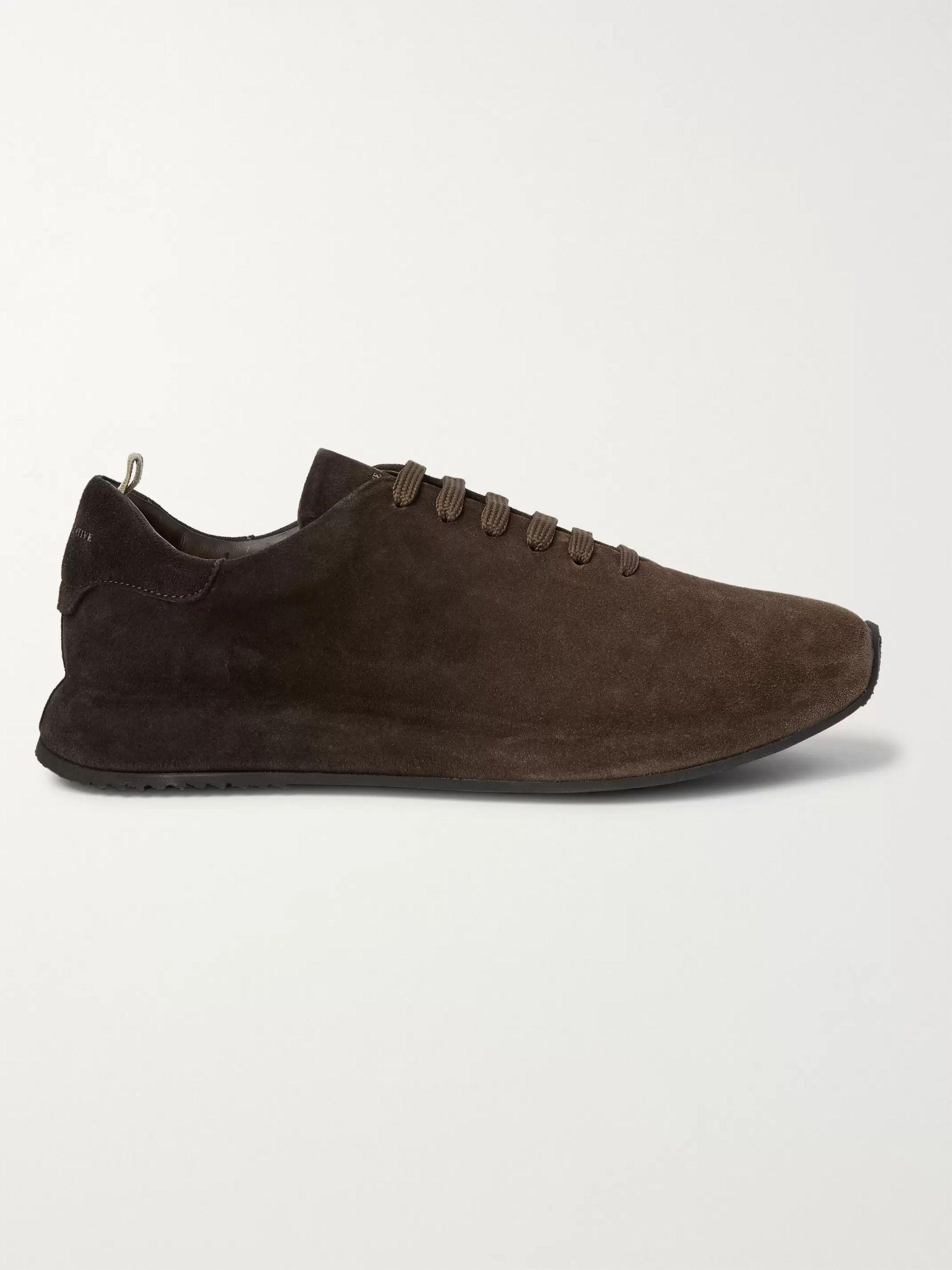 Suede Sneakers | Officine Creative