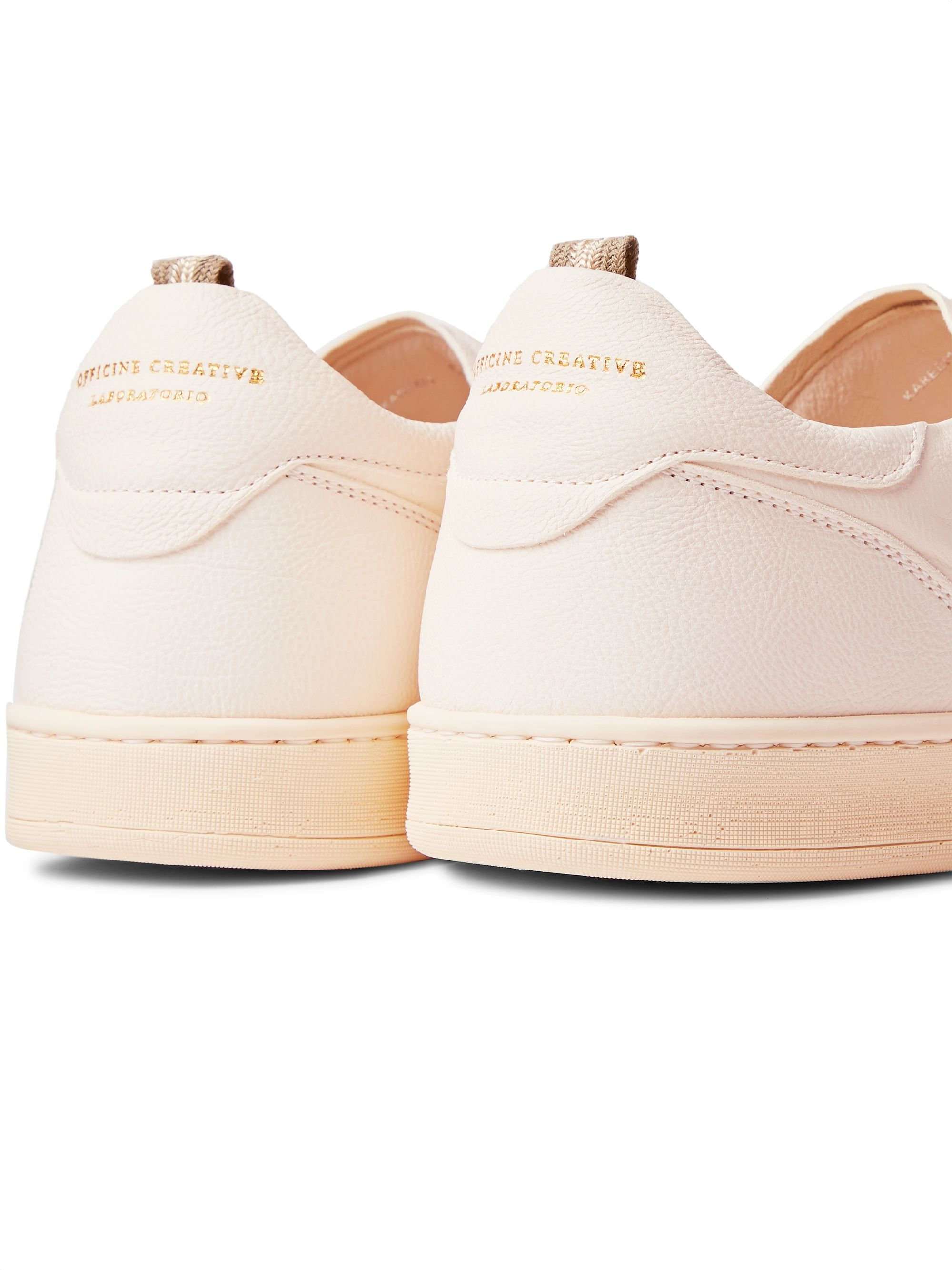 Officine Creative Kareem Lux Leather Sneakers