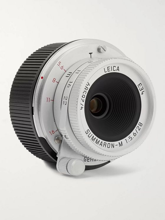 Leica Summaron-M 28 mm F/5.6 Camera Lens