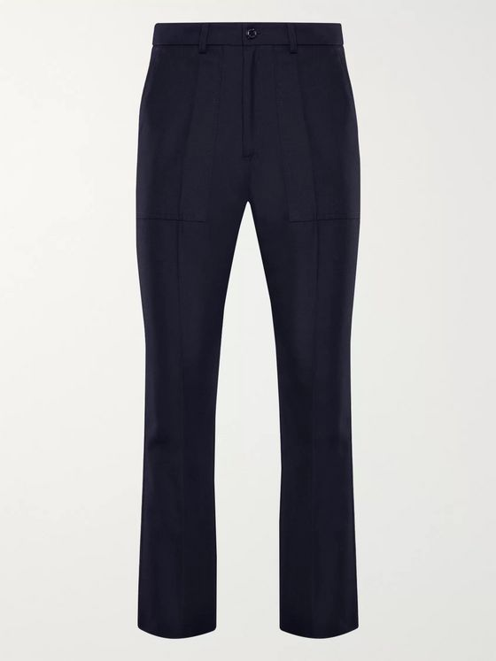MONCLER GENIUS 2 Moncler 1952 Twill Trousers