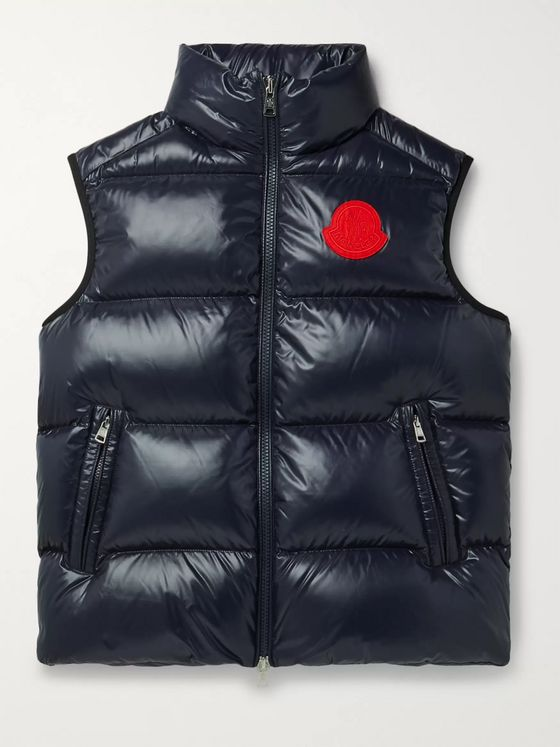 Moncler Genius 2 Moncler 1952 Adrastea Slim-Fit Quilted Shell Down Gilet