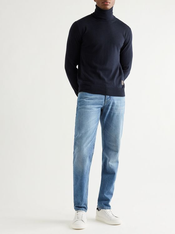 Tod's Cashmere Rollneck Sweater