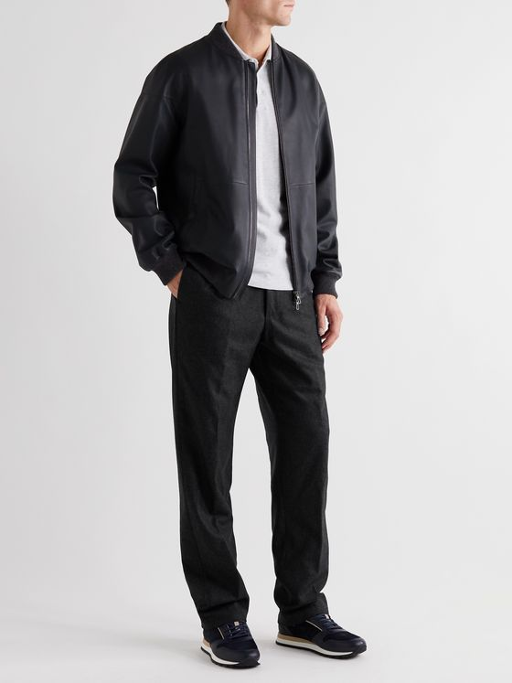 DUNHILL Wool Trousers