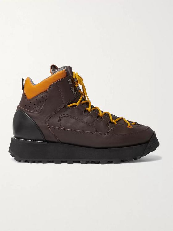 ACNE STUDIOS Bertrand Leather Boots
