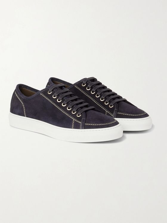BRIONI Suede Sneakers