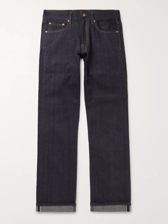 Aspesi Selvedge Denim Jeans