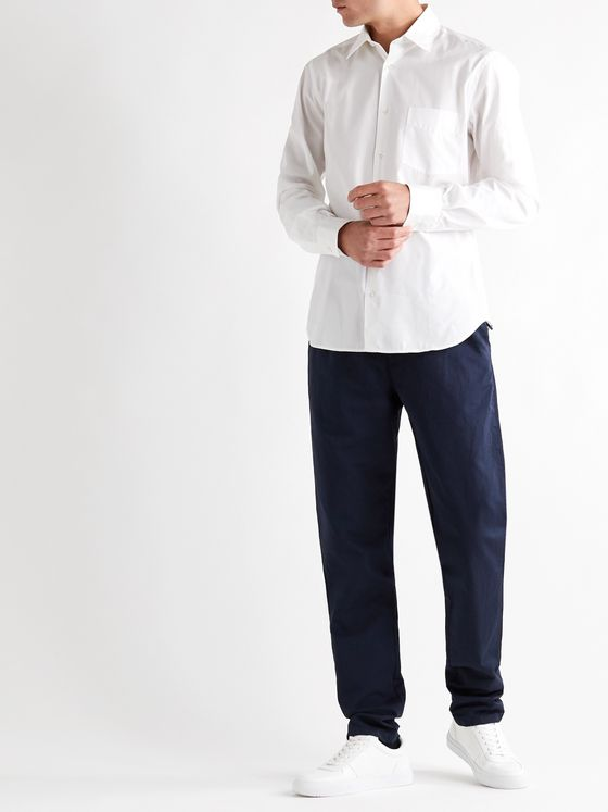 Aspesi Cotton-Sateen Shirt