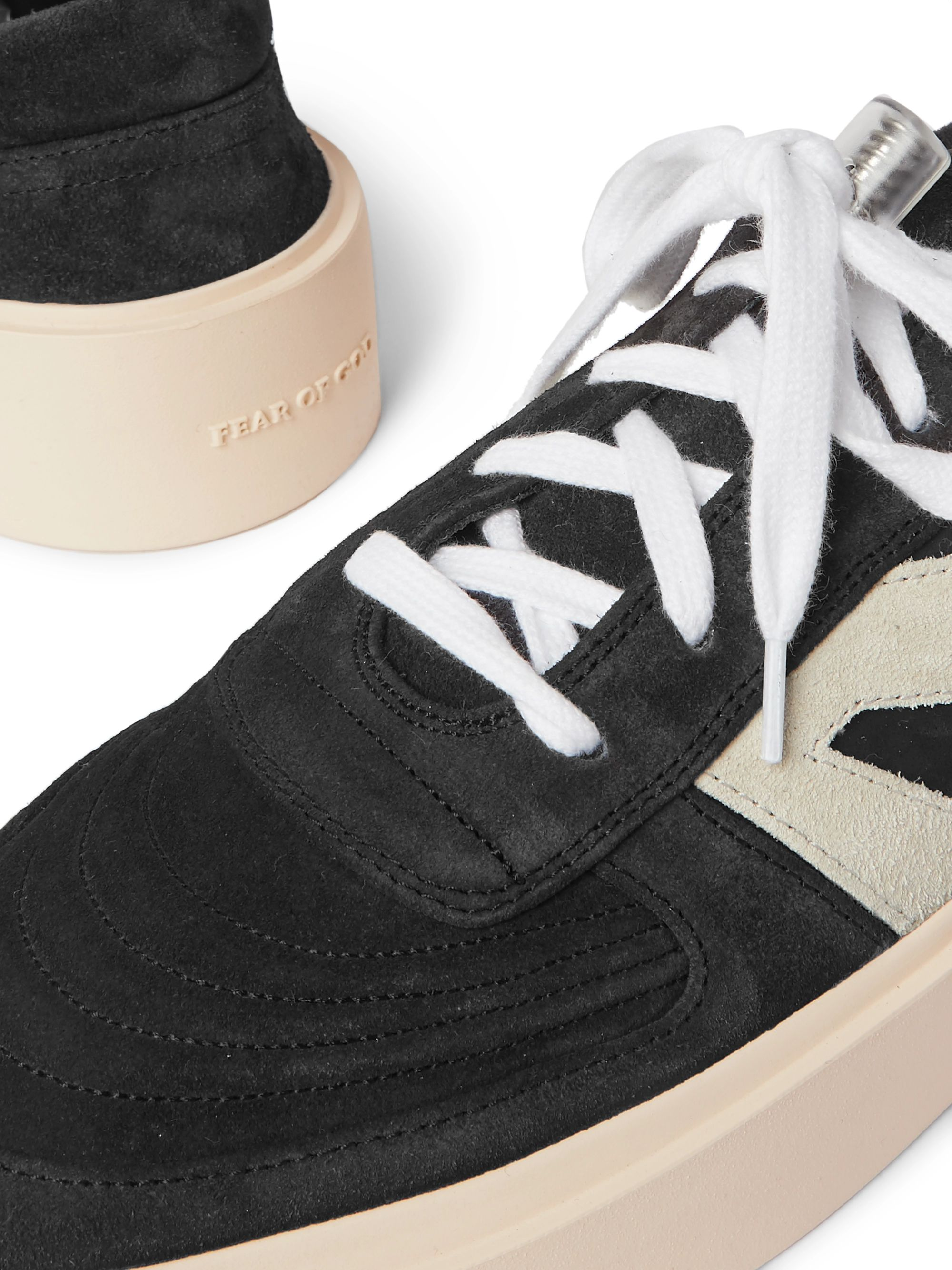 FEAR OF GOD Suede Sneakers