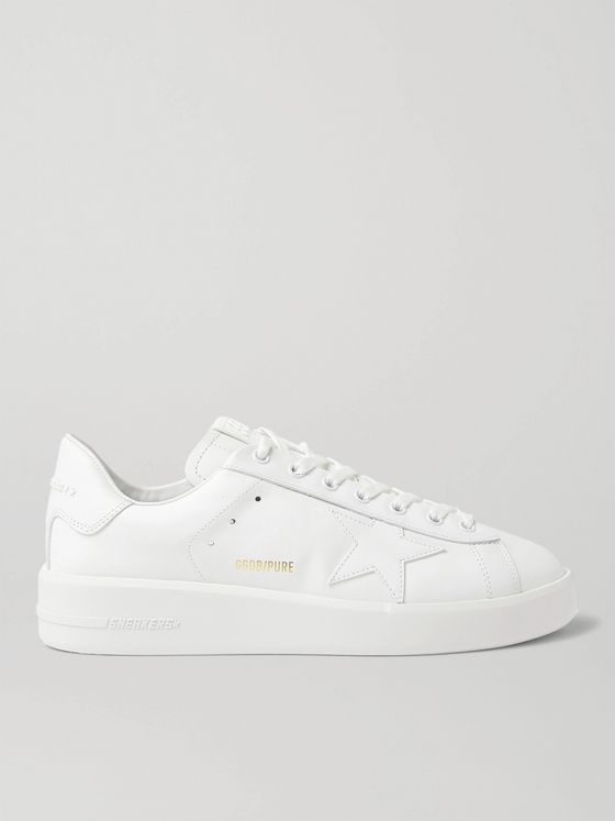GOLDEN GOOSE Purestar Leather Sneakers