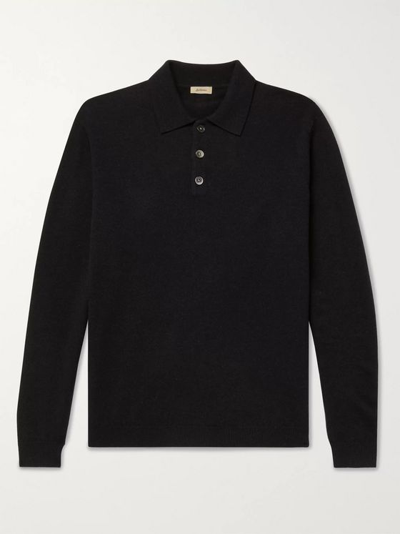 Bellerose Wool Polo Shirt