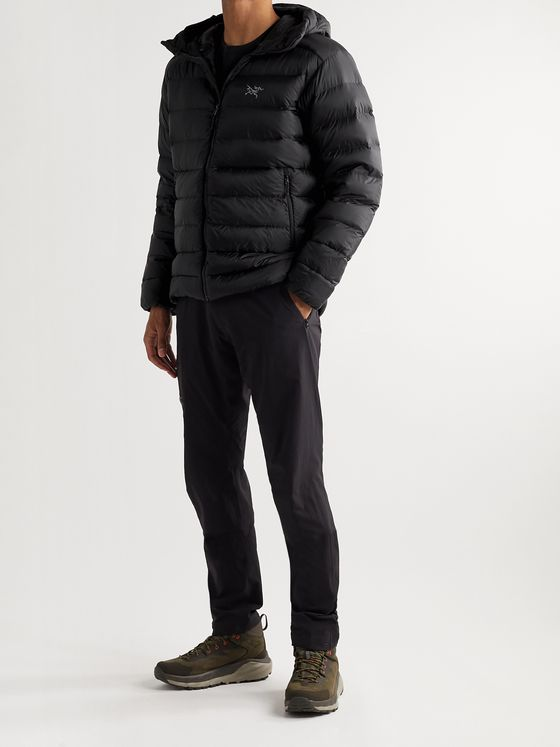 ARC'TERYX Cerium SV Quilted Arato 10 Hooded Down Jacket