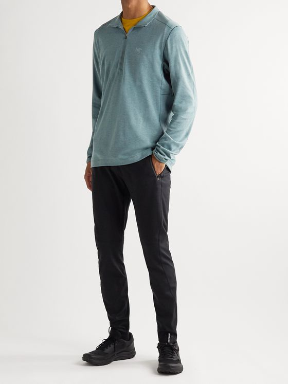 ARC'TERYX Motus Slim-Fit Phasic AR II Half-Zip Base Layer