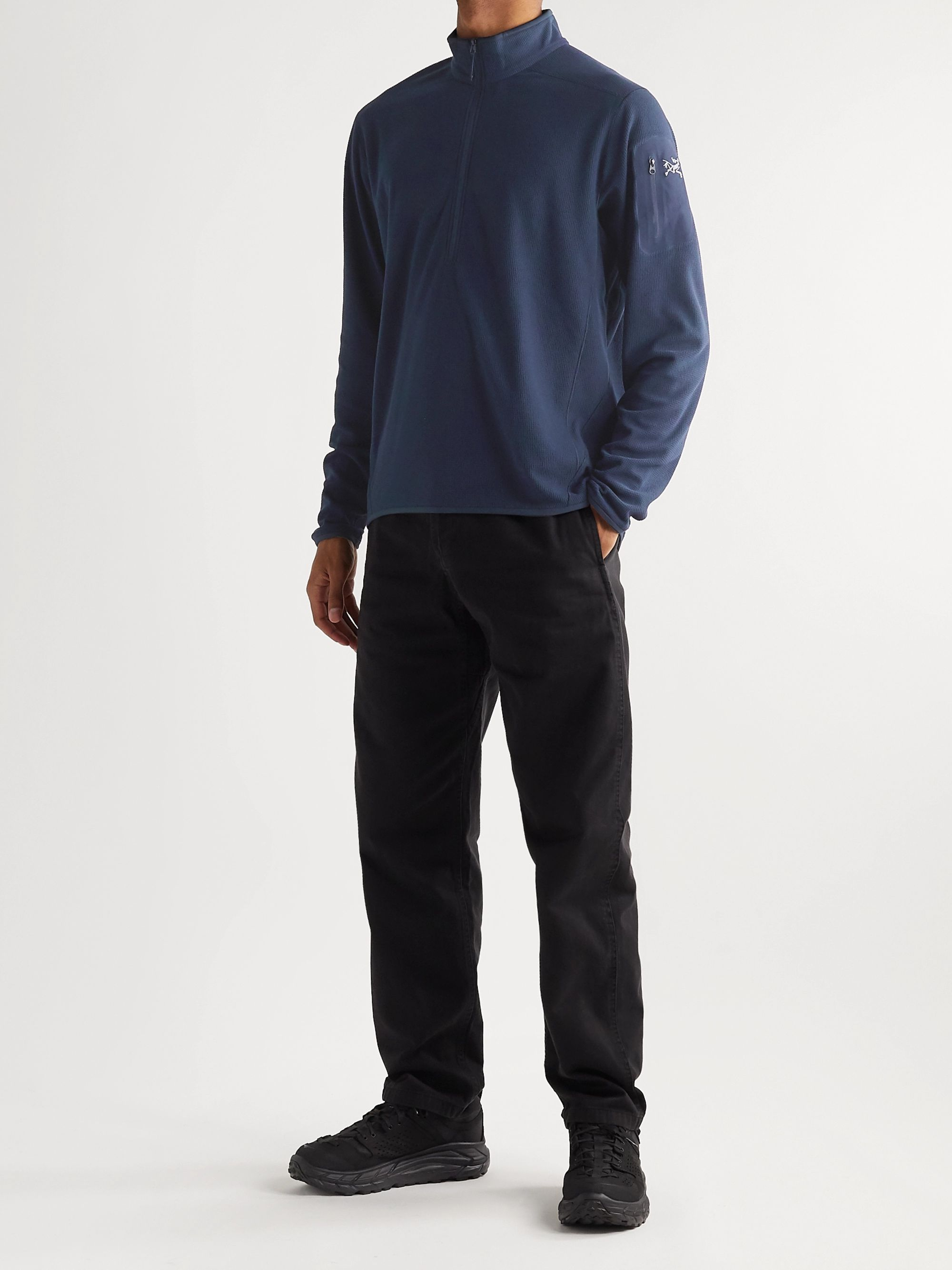 ARC'TERYX Delta LT Slim-Fit Polartec Fleece Mid-Layer