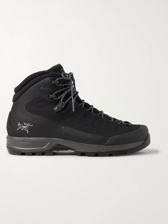 Arc'teryx Acrux TR GTX Rubber-Trimmed SuperFabric and GORE-TEX Hiking Boots