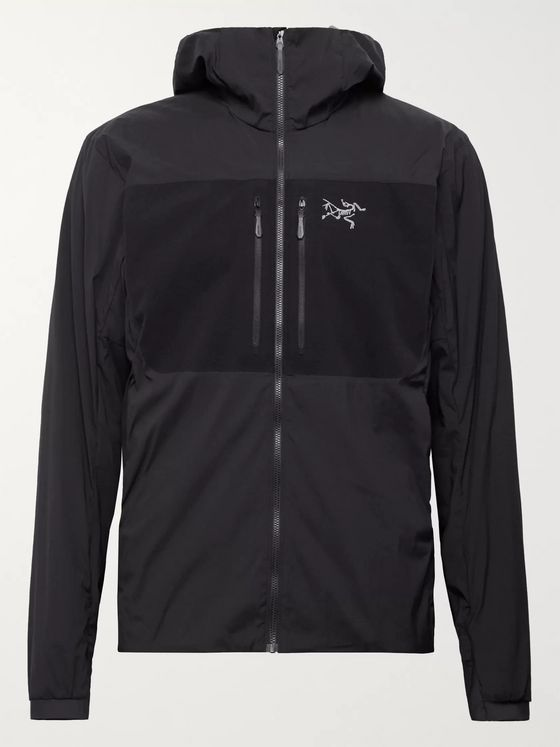 Arc'teryx Proton FL Logo-Print Fortius Air 20 Hooded Jacket