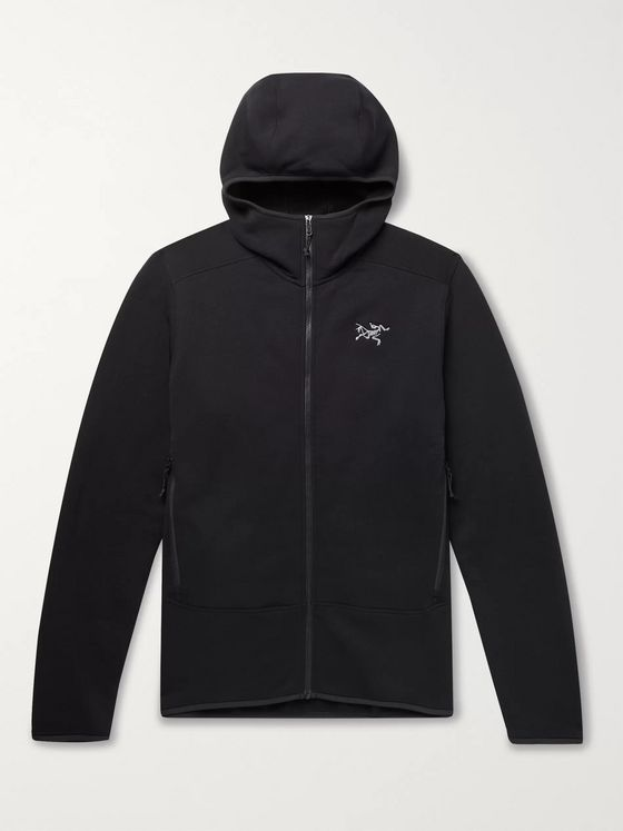 Arc'teryx Kyanite Slim-Fit Polartec Power Stretch Pro Zip-Up Hoodie