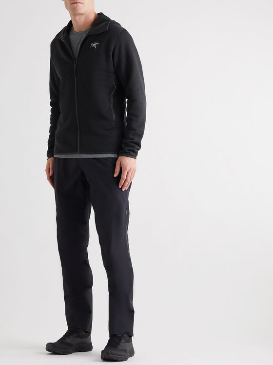 Arc'teryx Kyanite Slim-Fit Polartec Stretch Pro Zip-Up Hoodie