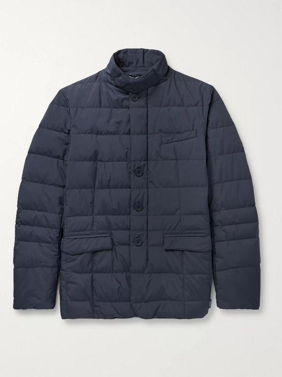 GORE TEX WINDSTOPPER® Down Jacket