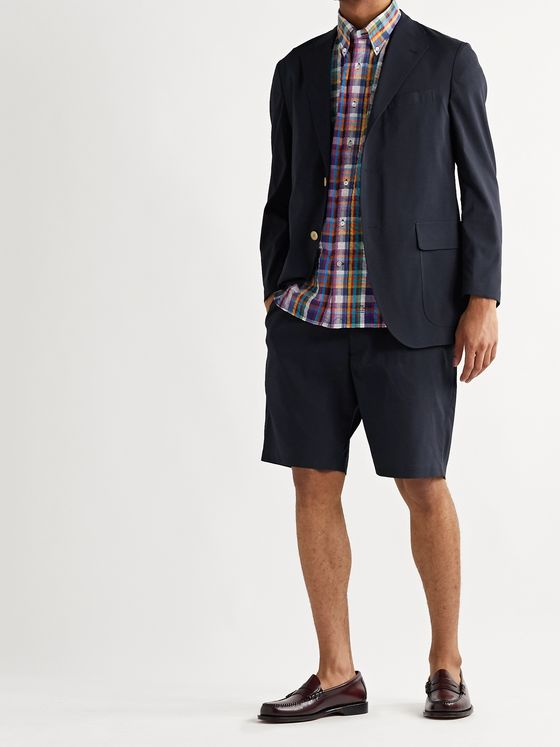 J.Press Unstructured SOLOTEX Blazer