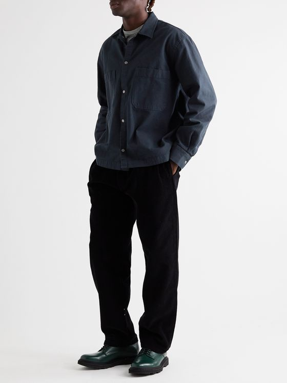 Margaret Howell Cotton-Twill Overshirt
