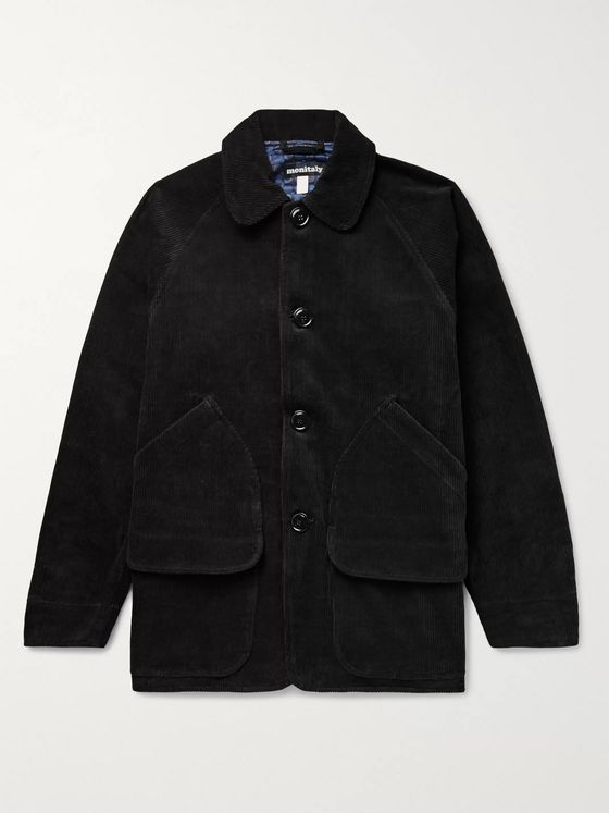 Monitaly Cotton-Corduroy Jacket