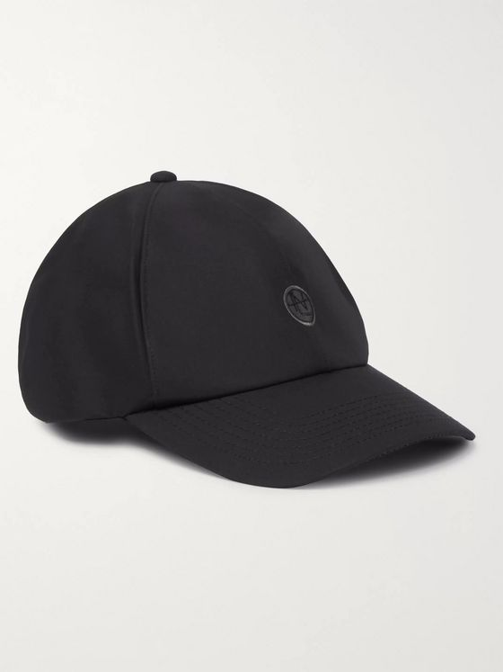 nanamica Logo-Embroidered GORE-TEX Baseball Cap