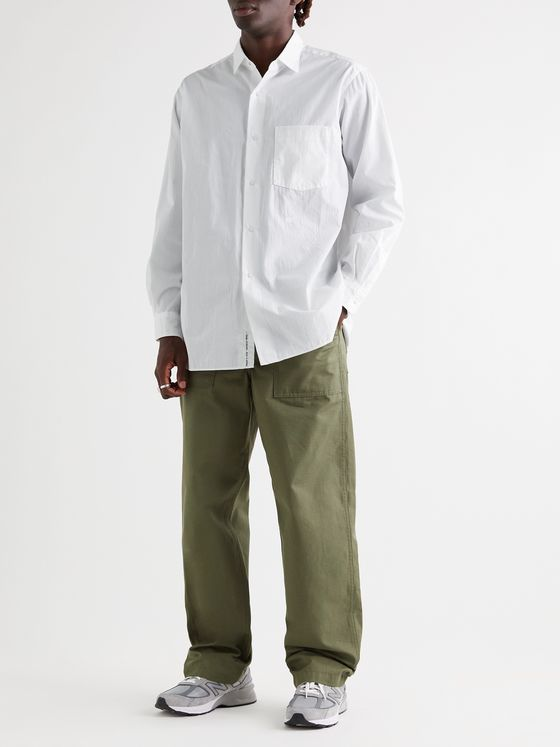nanamica Cotton-Blend Shirt