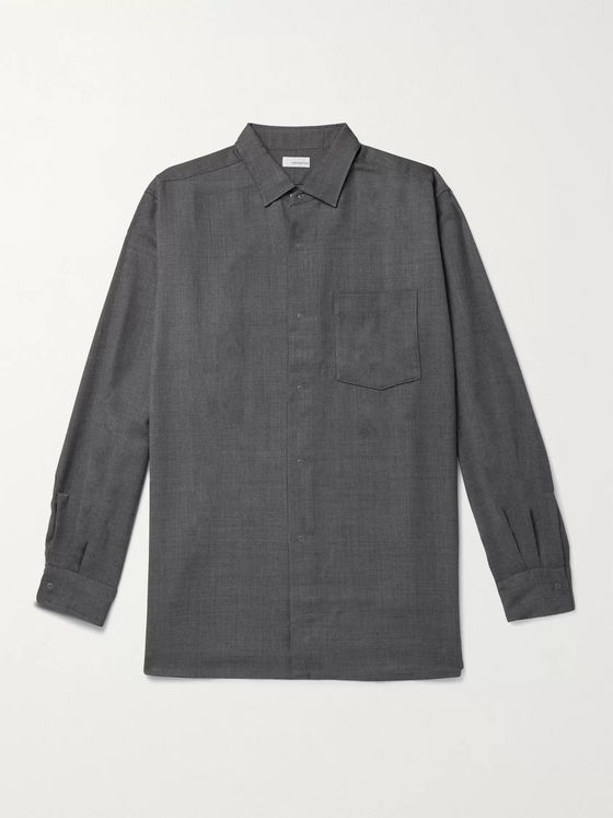nanamica Flannel Shirt